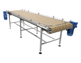 Multidirectional inspection conveyor