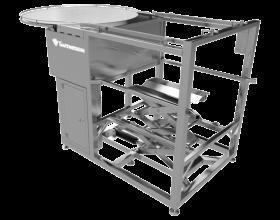 Autoclave basket loader