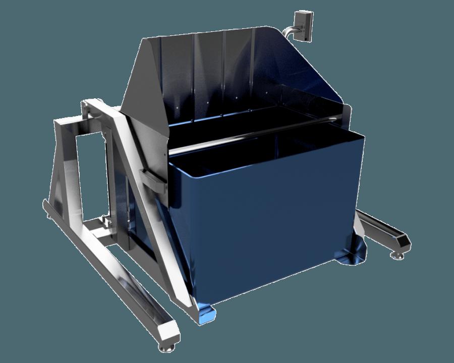 Опрокидыватель контейнеров - Фотография 4