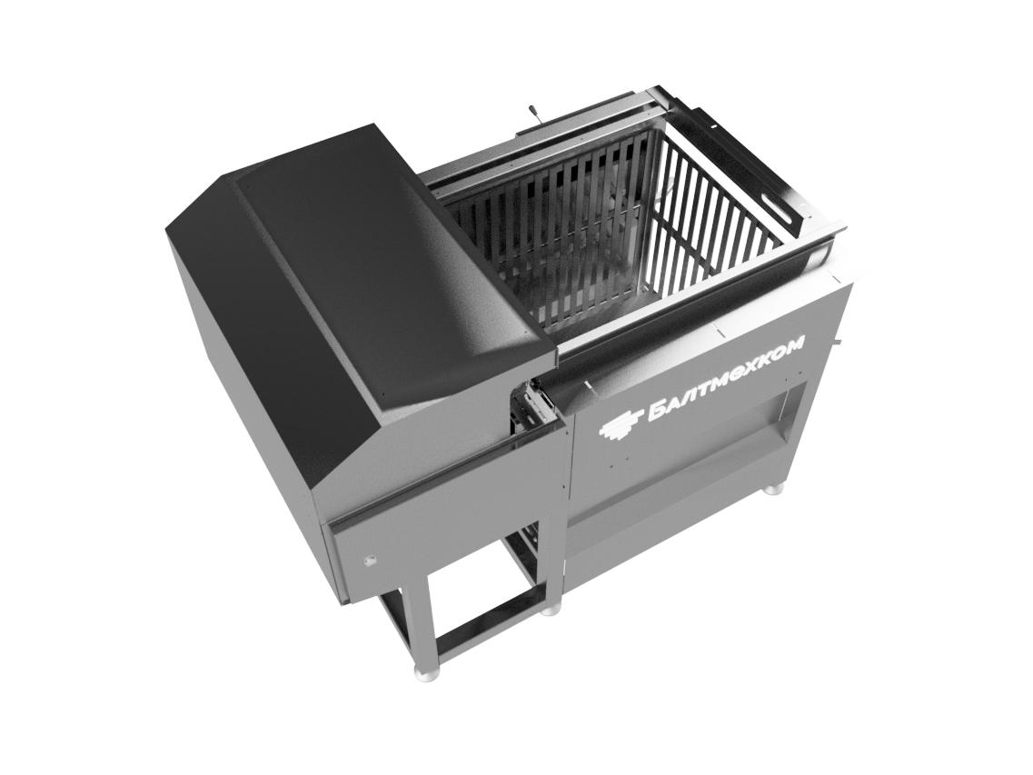 Полуавтоматический рядный загрузчик банок - Фотография 4