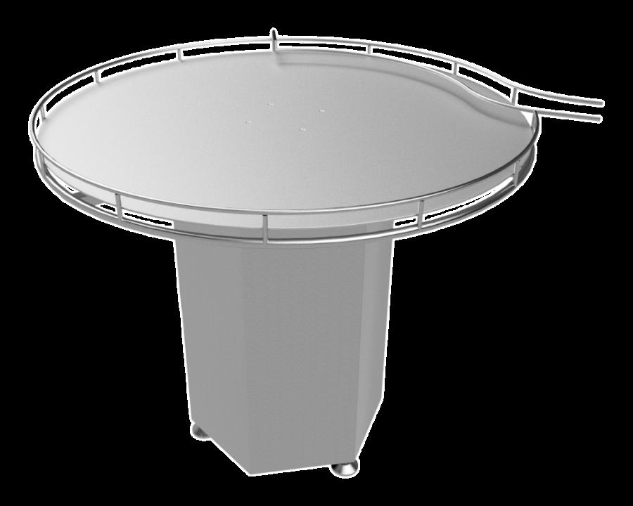 Роторный стол для консервных банок - Фотография 2